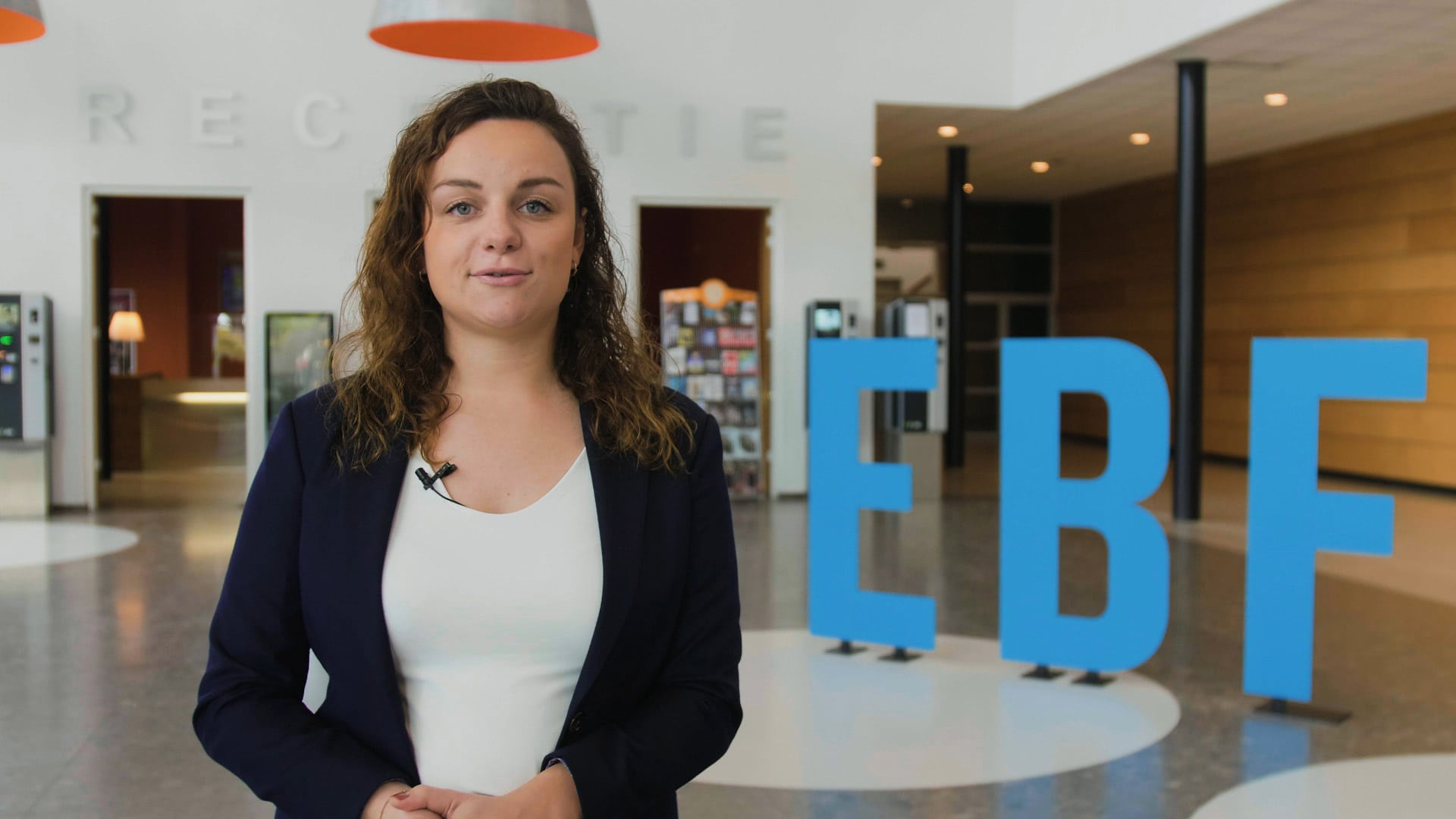 EBF Conference Aftermovie 2020 interview vrouw