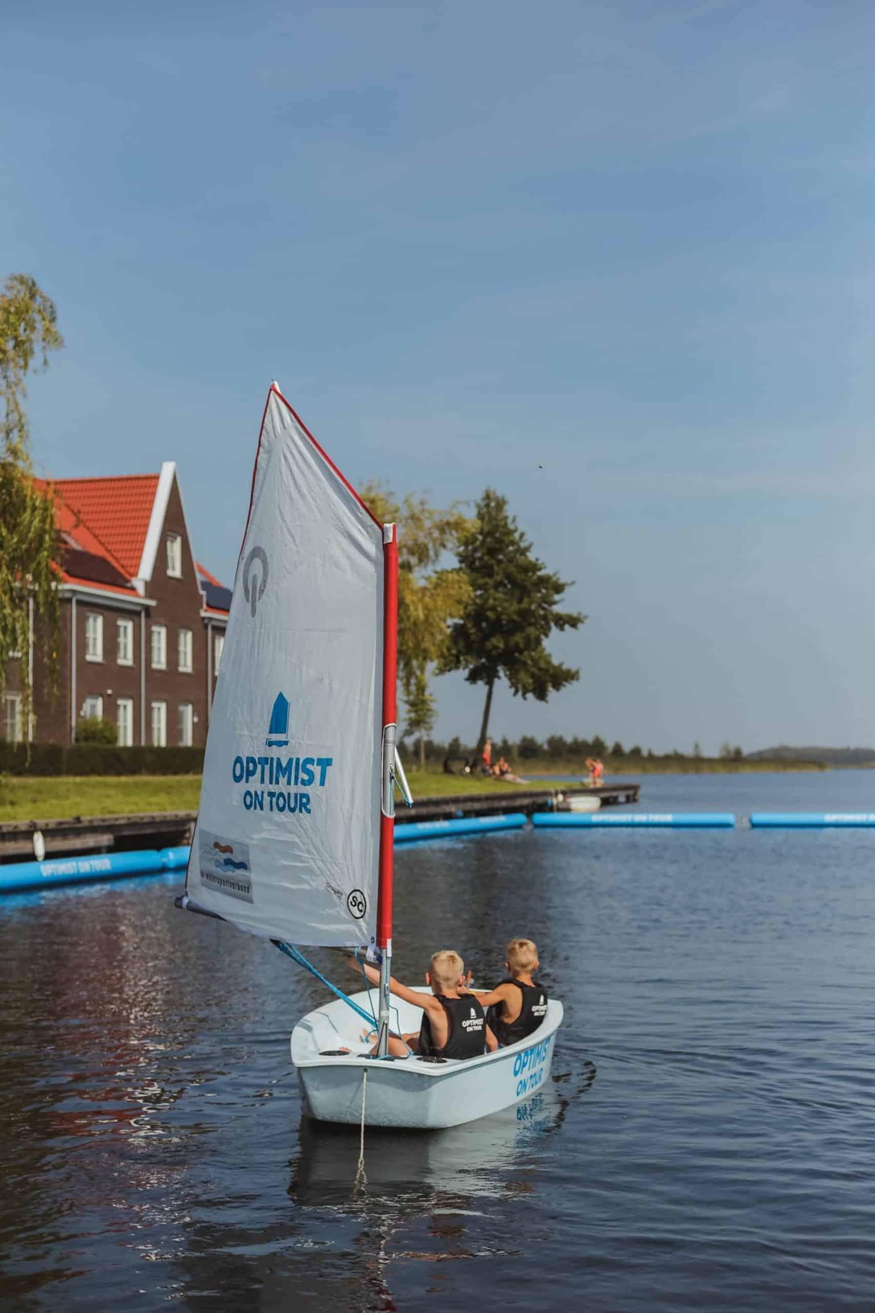 evenement fotografie case optimist on tour in Meerstad